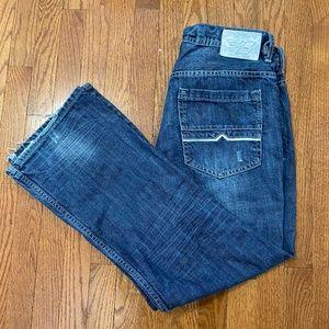 Buffalo by David Bitton - Ruffer Basic Jeans 36x29